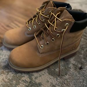 Brand new kids Timberlands NWOT